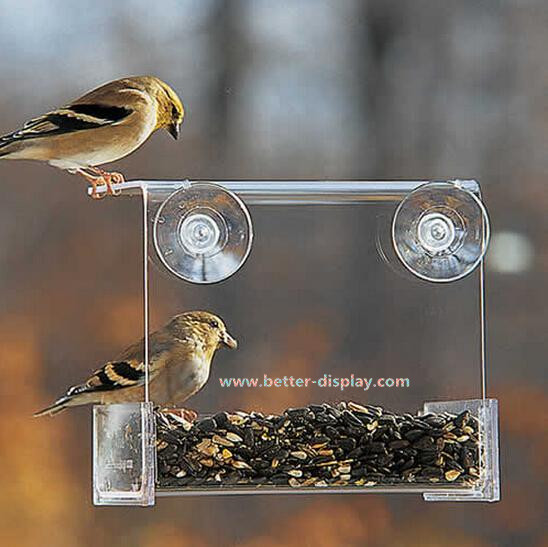 clear acrylic plastic bird cage trays