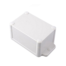 ip68 waterproof plasic enclosures hinged