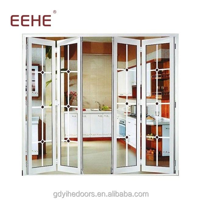 Aluminum Frameless Folding Glass Door China Supplier Doors Window Aluminium Bathroom On Alibaba Com