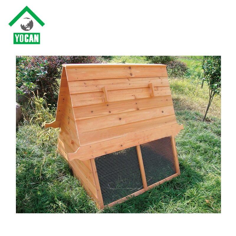 Pine Wood Fast Supplier Layer Egg Chicken Cage/Poultry Farm House Design
