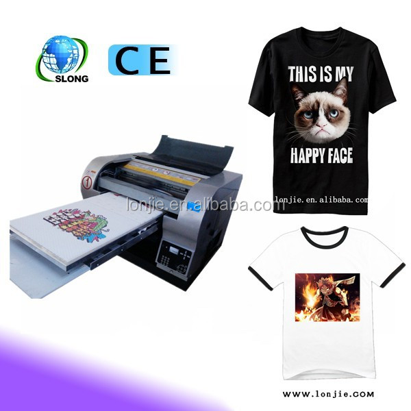 Unique Best Price T-shirt Inkjet Printer For Boss