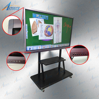 Multi points touch screen factory wholesale smart interactive whiteboard