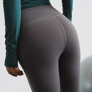 OEM custom yoga pants black and white leggings activewear