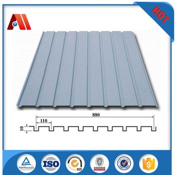 Corrugated Metal Galvanized/zinc Roofing Sheets Sizes