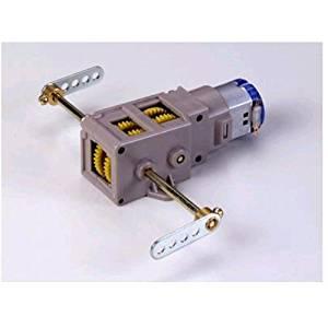 Tamiya Dynamic Model Educational Single Gearbox 4-Speed 70167