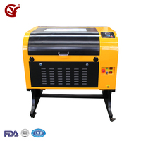 Best price popular model GY 460 4060 co2 100 watts laser engraver