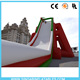 Crazy funny High inflatable slides, adult size inflatable Dubai water slide