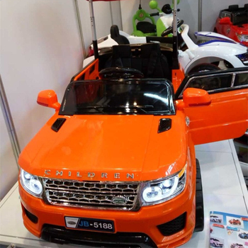 Ride on range rover double seat Land rover kids electric toy car