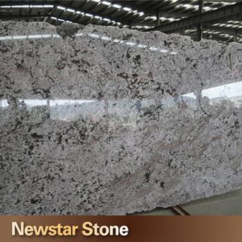 Chinese alta polido delicatus laje de granito branco buy for Granito blanco delicatus