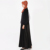 2019 hign quality silk Arabian Adults Fabulous women jalabiya fashion kimono dress long black abaya kimono women dress