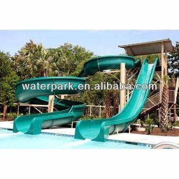 Quality best fiberglass swimming pool slide for sale buy - Used swimming pool slides for sale ...