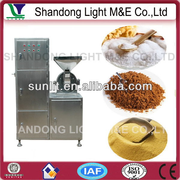 Automatic Salt Sugar Rice Wheat Corn Maize Milling Equipments