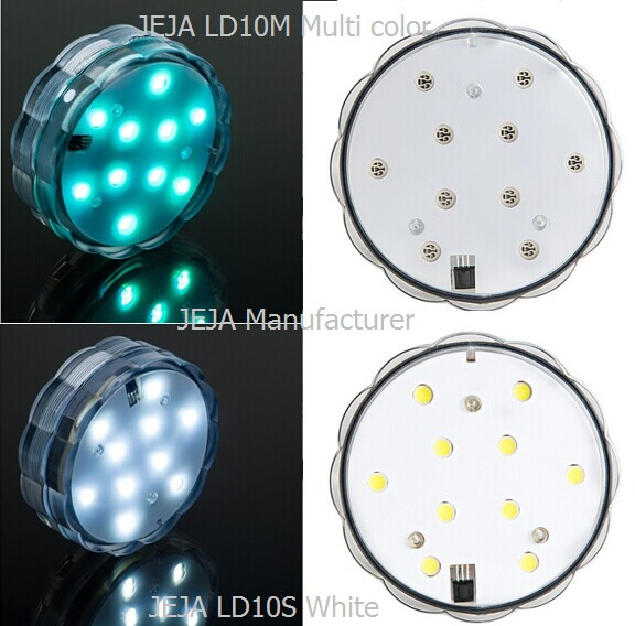 Wholesale JEJAHK Remote Control LED Pod Lights Great For LIght Up ...