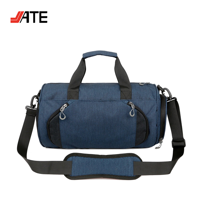 China Supplier Latest Gym Fitness Barrel Bag Sports Duffle Small Bag for Men and Women