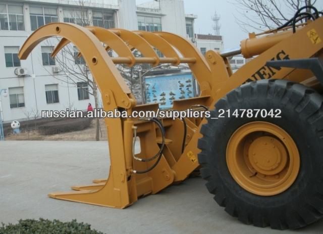 Wp^g123e23 China Loader50luneng Zl50 Wheel Loader Price