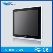 Delicate15 Inch TPC-1015-E3845/J1900 Tablet PC With WIFI Device And Intel Glan*2