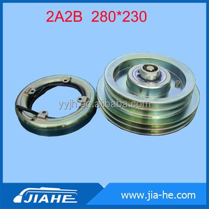 Bus Air Conditioner Clutch for bock fk50/Bitzer Air compressor Clutch 6NFCY/Bus Clutch 2A2B 280*230