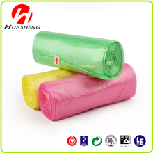 Plastic Material and Biodegradable Feature bin bags