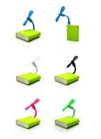 Portable MINI USB FAN for Power Bank or Smartphone supoort OEM&ODM order
