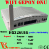 Router 300Mpbs Wireless GEPON ONU optical network unit Modem WIFI FTTH Solution Network