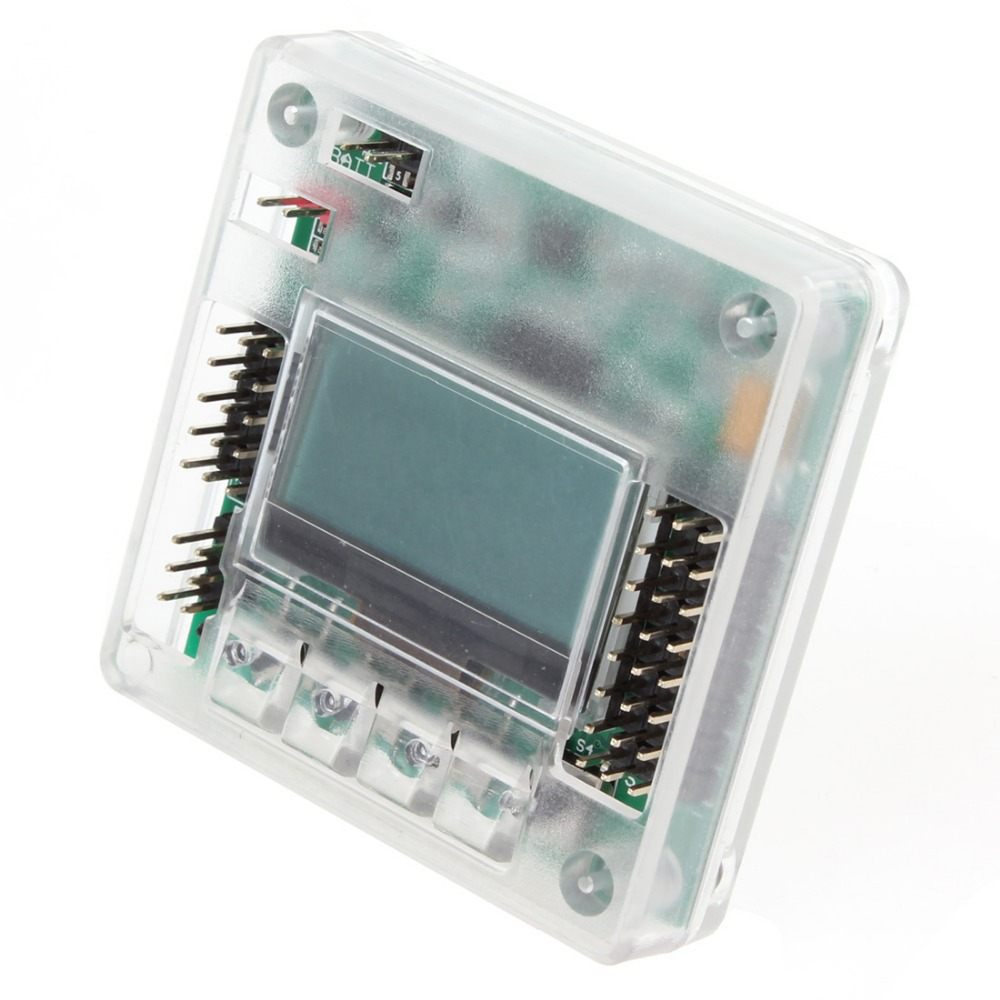 Get Quotations · New KK2.1.5 KK21EVO Flight Controller Board w/ LCD Second  MPU for S.