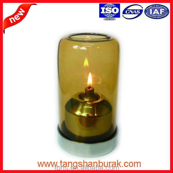 Aurora Decorative Glass Oil Table Lamp for Restaurant