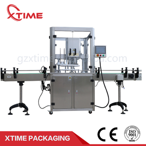 High precision one head automatic tin can sealing machine or aluminum beer can seaming machine