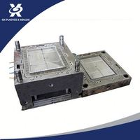 Different Design Trade Assurance caps mould injection