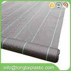 (China factory )black pp woven Weed mat /Membrane Fabric