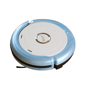 Portable And Practical Mini Vacuum Cleaner Robot / Robotic Floor Sweeper