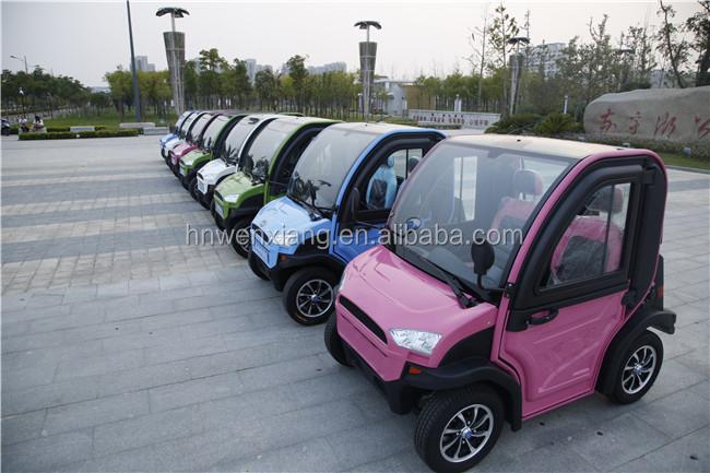 Electric Car 4x4