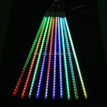 tree rain drop led christmas light led shooting star