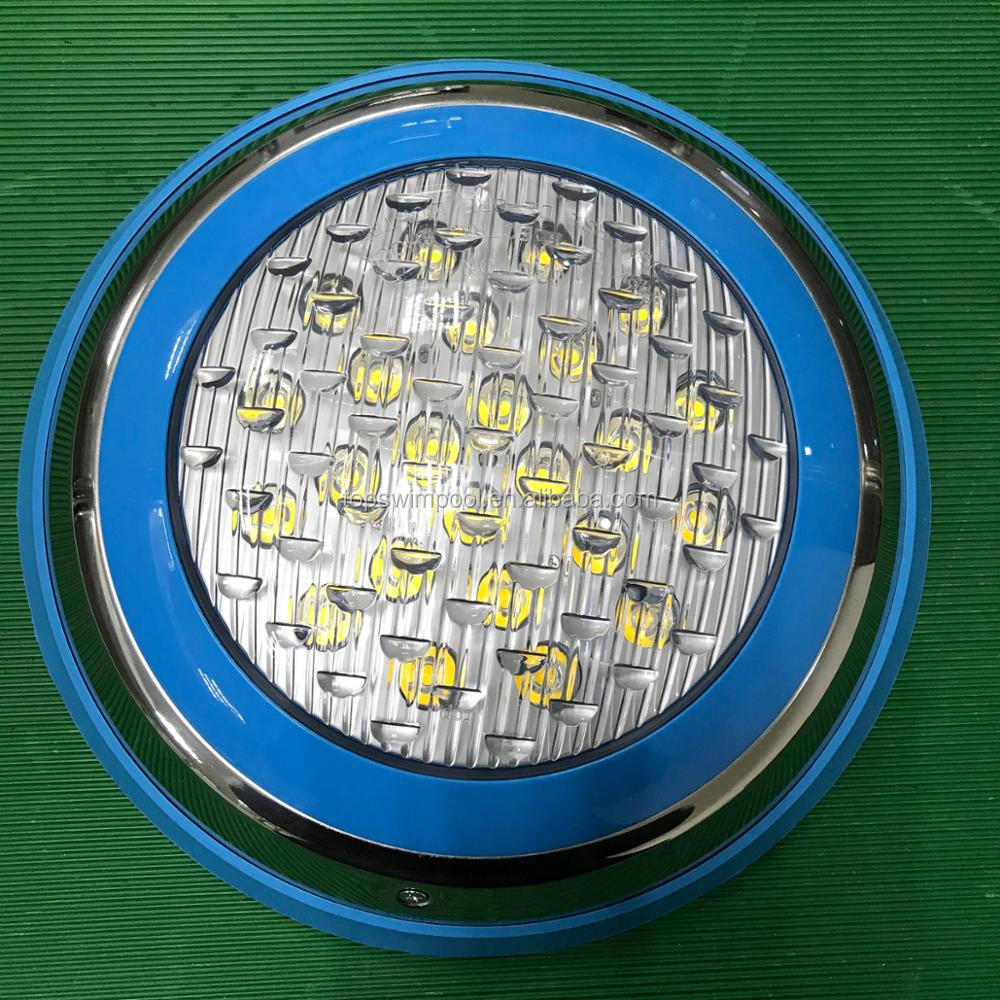 Factory Price Safety Fountain Lighting Stainless Steel 12V Led Underwater Light Pool Light Bulb For Swimming Pool