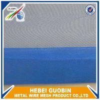 29 mesh white and black wire anti mosquito aluminum window screen