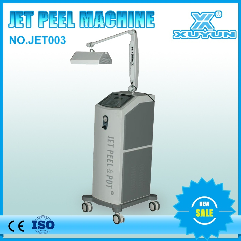 simple and easy to use jet peel pdt equipment for anti-aging for whole body with ce