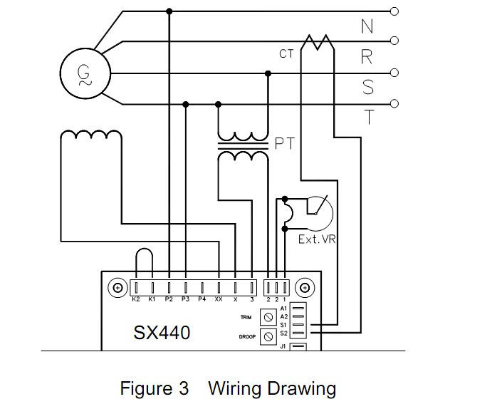 factory sales sx440 generator avr view generator avr. Black Bedroom Furniture Sets. Home Design Ideas