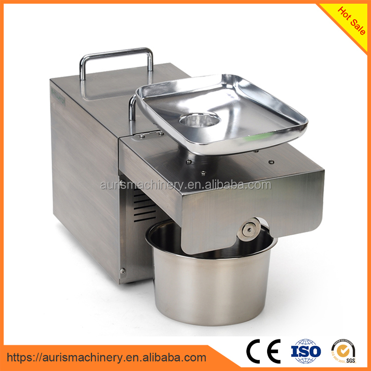 Electric sesame oil press/mini oil press/small cold press oil press rosin machine