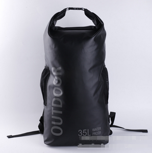 2019 New Products Custom Logo PVC Waterproof Dry Backpack for Outdoor