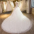 SL-22 New Real Picture Wedding Gowns Beaded Lace Pearls Bridal Wedding Dress 2017