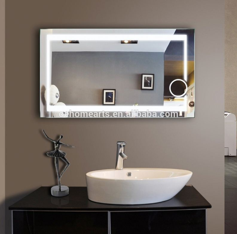 led mirror with shaver socket wholesale mirror suppliers alibaba