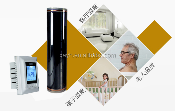 Price And Quality - Buy Electric Heating Film,Electric Heating