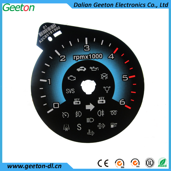 Custom Car Auto Meter Display Instrument Factory In China