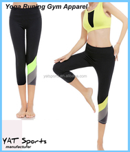 Wholesale fitness supplex activewear clothing yoga pants womens leggings