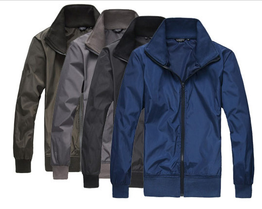 Aliexpress Wholesale Plain Ups Rain Waterproof Alpha Jacket For Men