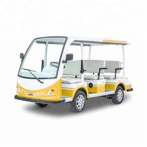 8 seats practical Electric Shuttle Bus