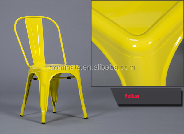 Sedie In Metallo Vintage : Dalle origini della sedia vintage al particolare caso della sedia