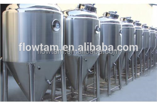 Food grade beer brewing equipment/fermentation tank for wine brewing
