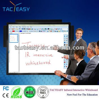 free interactive whiteboard software, View interactive white board,  Tacteasy Product Details from Shenzhen Tacteasy Technology Co , Ltd  on