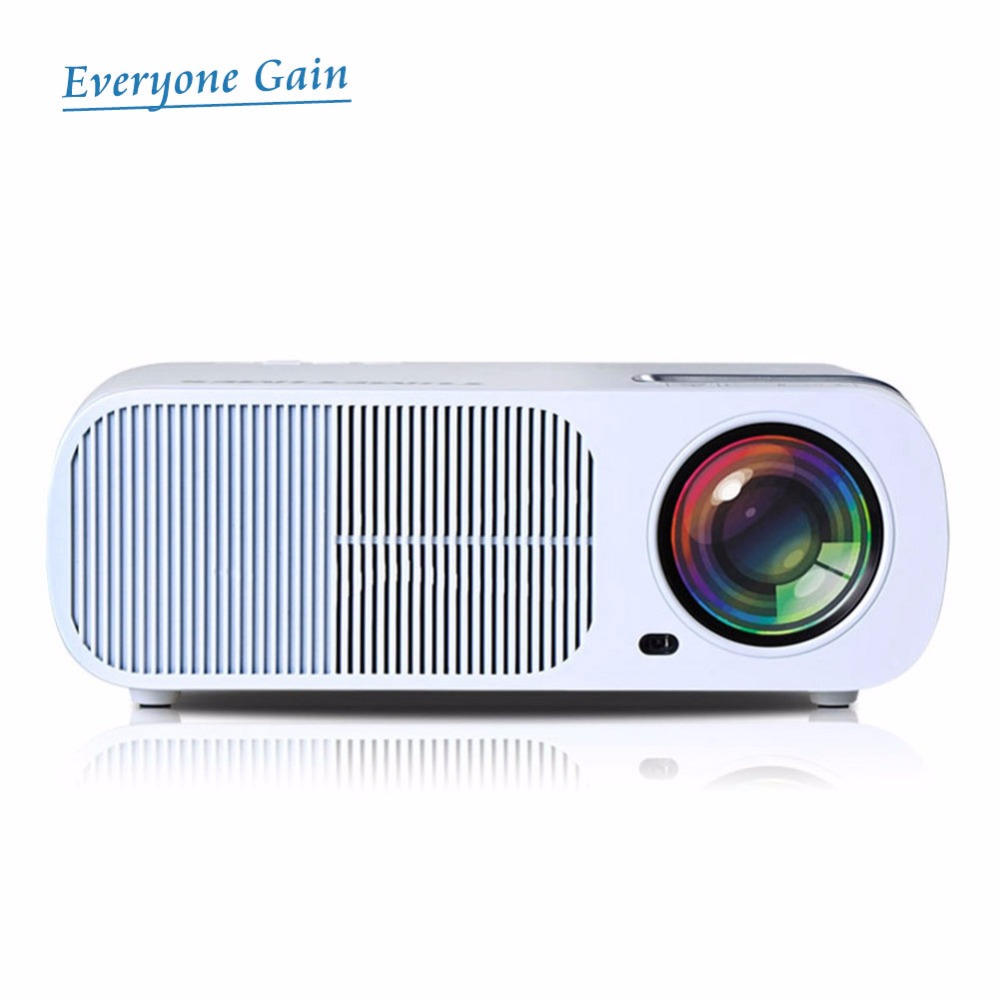 DH-mini296A+ lcd projector with bluetooth TV port