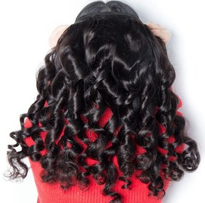 9A Brazilian Loose Wave Bundles Natural Black 1B Hair Weave Extensions 100% Human Hair Bundles Remy Hair 1/3/4pcs/Lot
